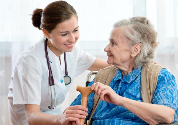 Vorsorge für den Pflegefall